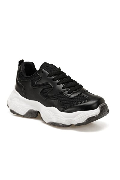 SABRINA W Siyah Kadın Sneaker Ayakkabı 100578069
