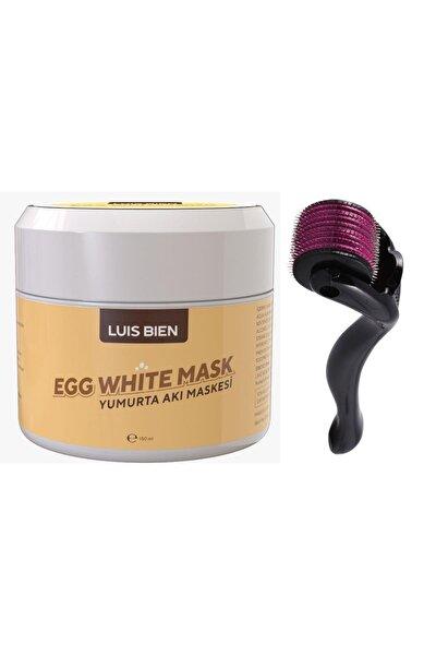 Egg White Pore Mask Gözenek Sıkılaştırıcı Bakım Seti