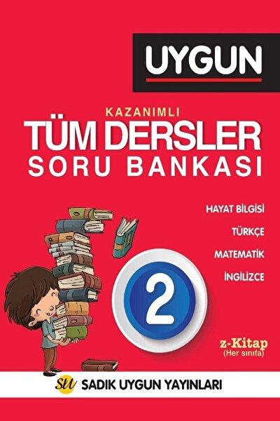 2. Sınıf Tüm Dersler Kazanımlı Soru Bankası
