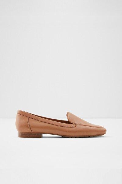 Prelındra - Taba Kadın Loafer Ayakkabı
