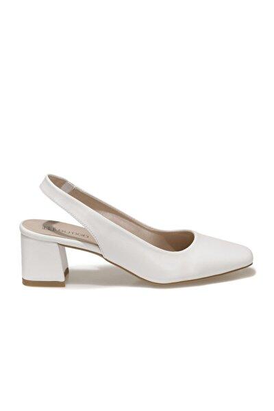 21S-1571FX Beyaz Kadın Gova Ayakkabı 101014395