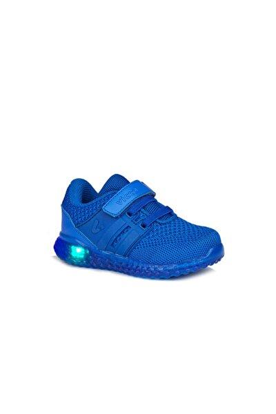 Flash Saks Mavi Erkek Çocuk Spor Ayakkabı