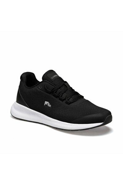 Erkek Siyah Bağıcıklı Spor Ayakkabı