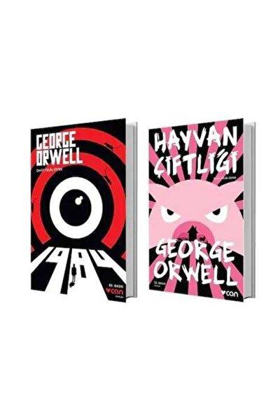 Hayvan Çiftliği + 1984 - George Orwell 2 Kitap Set