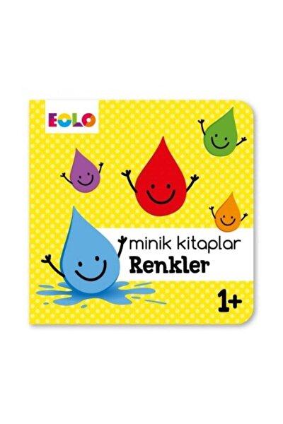 Minik Kitaplar Renkler