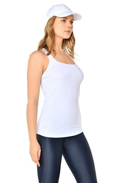 Beyaz Kadın Atlet Hs-8721