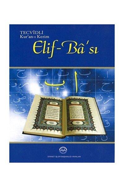 Tecvidli Kur'an-ı Kerim Elif Ba'sı