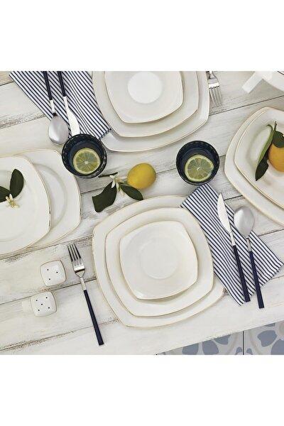 Lacie Gold Yemek Takımı 60 Parça 12 Kişilik