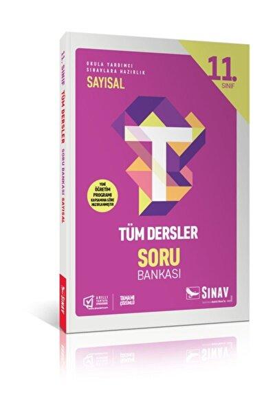 Sınav 11. Sınıf Sayısal Tüm Dersler Soru Bankası