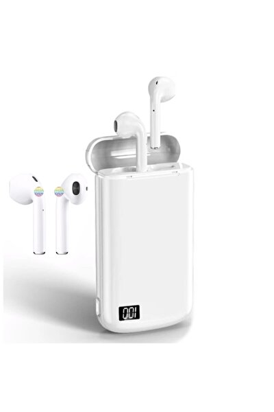 A6 Tws Powerbanklı Wireless Kulaklık