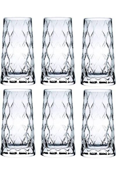 Leafy Meşrubat Kokteyl Bardağı 345 Cc 6 Adet 420855