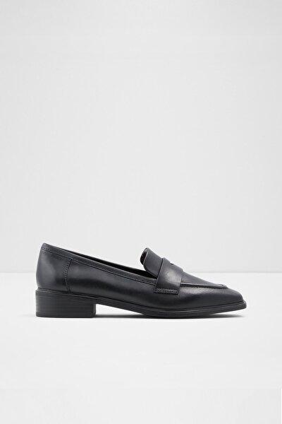 Kadın Siyah Taodıa - Oxford Ayakkabı