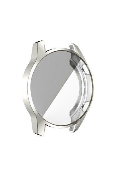 Huawei Watch Gt2 46mm Silikon Kapak Kılıf Ekran Koruyucu Uyumlu