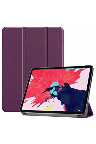 Apple Ipad Pro 10.5 Inç A1701 A1709 Standlı Uyumlu Uyku Modlu Pu Deri Tablet Kılıfı