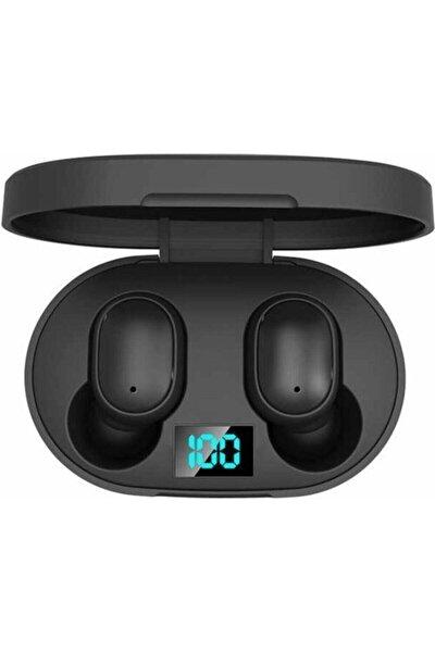 E6s Kablosuz Kulaklık   Şarj Göstergesi, Hd Ses, Bluetooth 5.0  