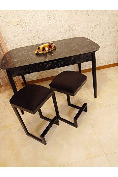 Bar Taburesi/bar Sandalyesi (80cm Ile 90cm Ada Mutfak Için Ideal Ölçü)