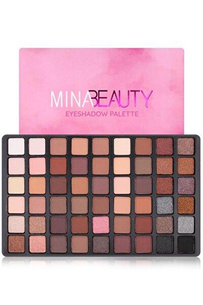 Mina Beauty 54 Lü Far Paleti