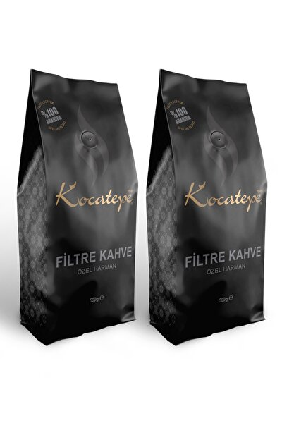 Filtre 500g. 1+1 Paket