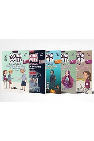 Kurmay More More Stories 7. Sınıf Ingilizce Hikaye Seti 5 Kitap