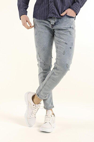 Reax 302 Slim Fit Likralı Erkek Jean Pantolon