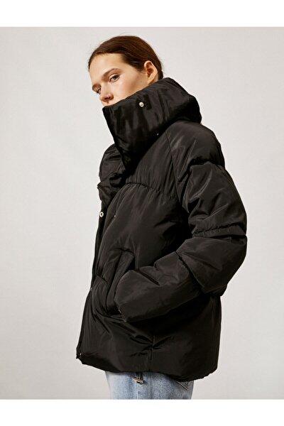 Kadın Siyah Ceket 1KAL58079OW