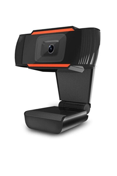 Mikrofonlu Hd Webcam Kamera 720p 30fps Pc Kamera