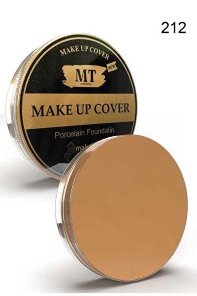 Make Up Cover Porselen Fondöten Kapatıcı 212