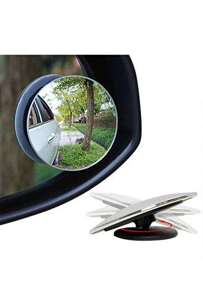 Oto Kör Nokta Aynası Gerçek Ayna Yuvarlak 55 Mm Oynar 2 Adet Yüksek Kalite Ve Ince Tasarım Dışbükey