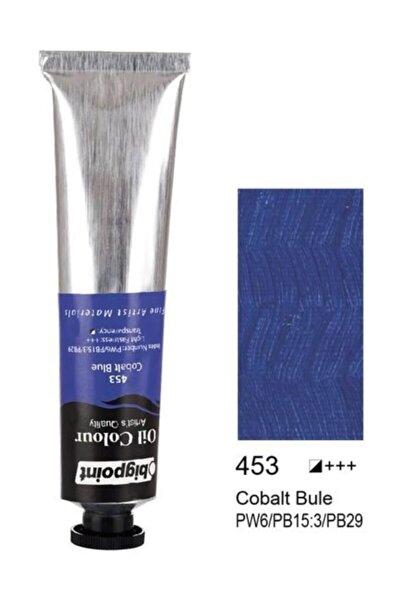 Yaglı Boya 200ml 453 Cobalt Blue