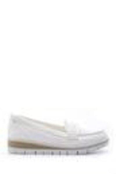 Kadın Kalın Tabanlı Ayakkabı