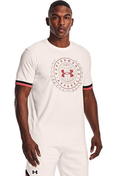 Erkek Spor T-Shirt - UA CREST SS - 1361665-112