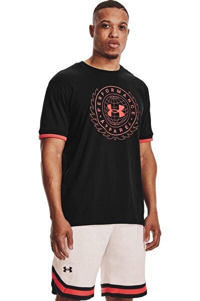Erkek Spor T-Shirt - UA CREST SS - 1361665-001