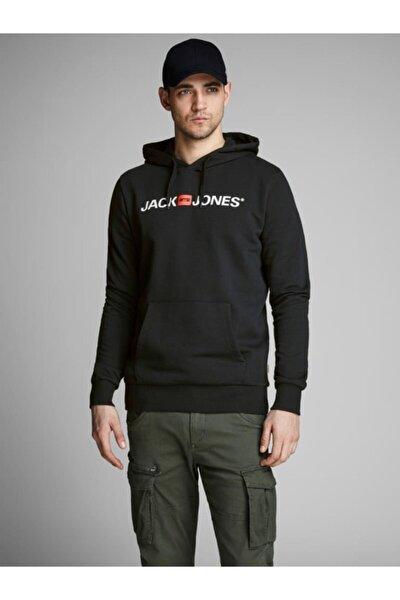 Erkek Siyah Essentıals Sweatshirt