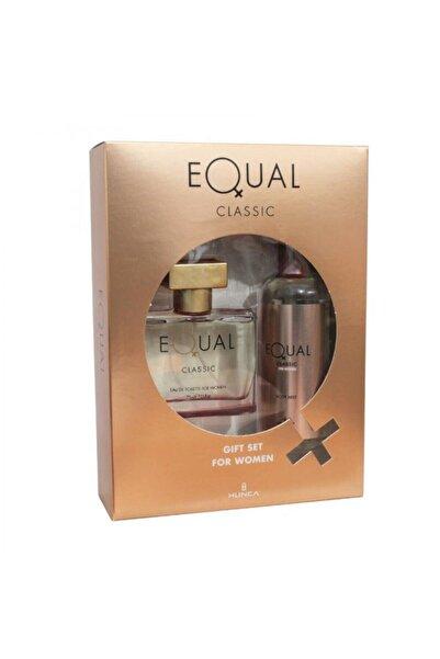 Edt 75 ml + 150 ml Vücut Losyonu Kadın Parfüm Seti 8690973366191