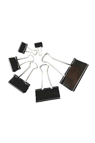 32 Mm. Double Klips Metal Kıskaç (12 Adet) Rbs-954-3