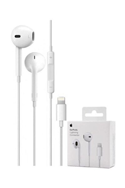 Iphone Orjinal Lightning 7 7 Plus 8 8 Plus X Xs Max Xr Uyumlu Kulaklık