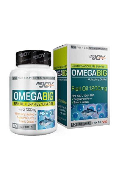 Vitamins Omegabig 60 Kapsül