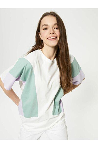 Kadın  Casual  T-Shirt