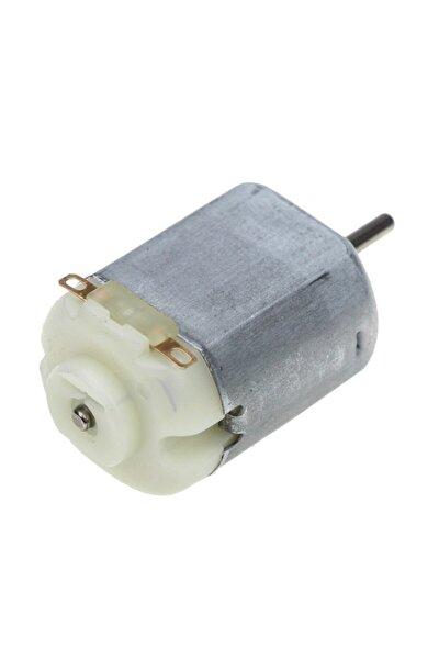 1 Adet Dc Motor, Deney Motoru, 3v, 6v Motor Yüksek Devir Dinamo Motor