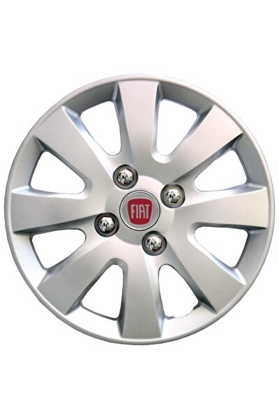Fiat Linea 15'' Inç Uyumlu Jant Kapağı 4 Adet 1 Takım 2016