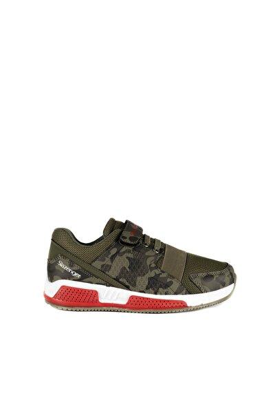 ELA Haki Erkek Çocuk Sneaker Ayakkabı 100787464