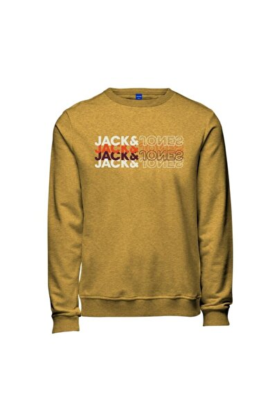 JORREPEATING SWEAT CREW N Sarı Erkek Sweatshirt 101057603