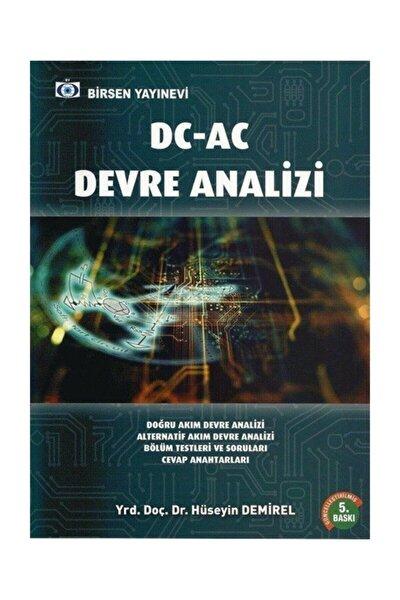 Dc - Ac Devre Analizi (Temel Düzeyde) - Hüseyin Demirel