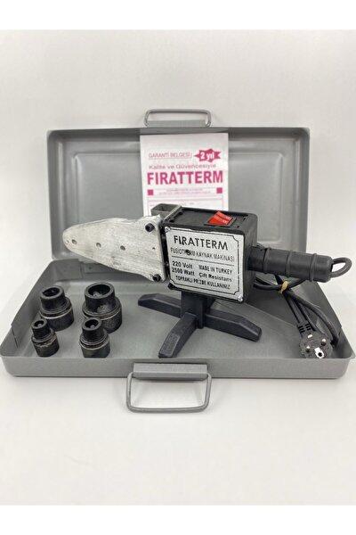 Fıratterm Pvc Plastik Boru Kaynak Makinası 2500w Çantalı - Set1