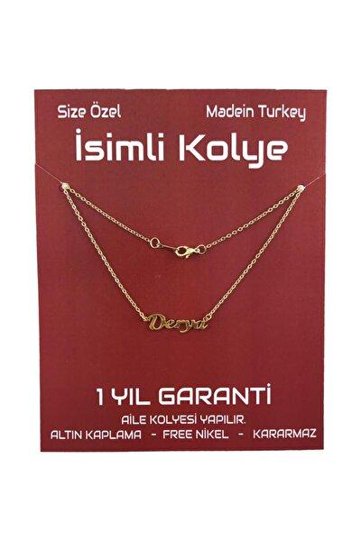 Derya Isimli Kolye