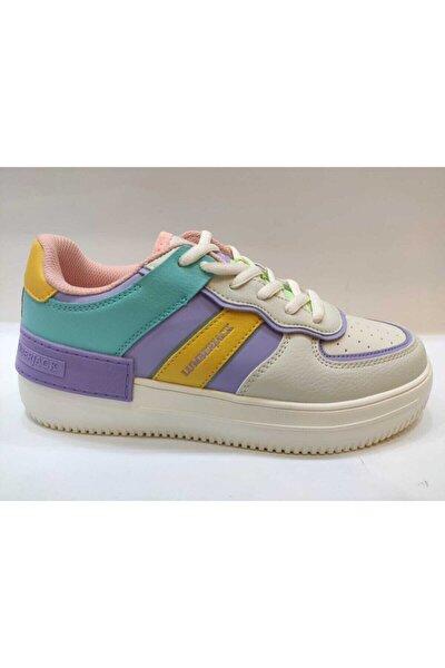 FREYA 1FX Lila Kadın Sneaker Ayakkabı 100785036
