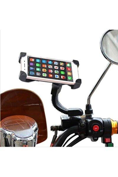Motorsiklet Bisiklet Telefon Tutucu Navigasyon Tutacağı-güvenli