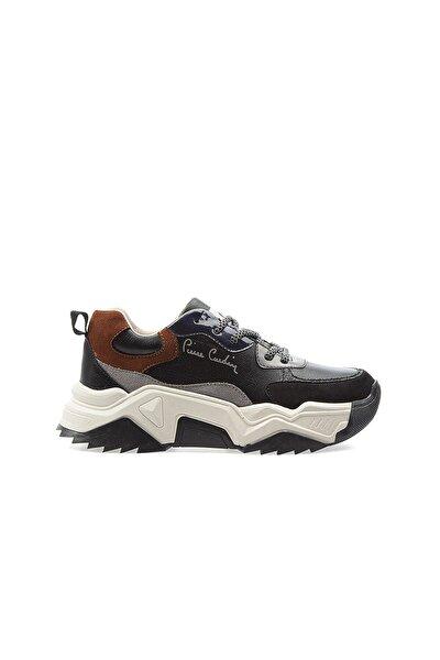 PC-30693 Siyah Kadın Spor Ayakkabı