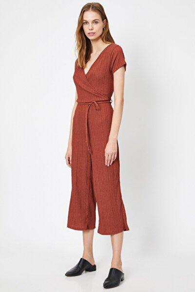 Kadın Terracotta Elbise 0YAK43142EK