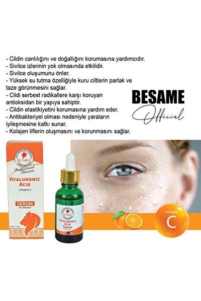 Hyaluronik Asit C Vitamini 30 Ml Cilt Serumu